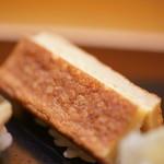 鮨与志乃 - 鶏卵焼(たまごやき)