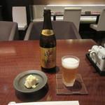 50102315 - 瓶ビール・お通し