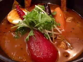 奥芝商店 八王子田代城 - 海老の旨味がしっかり効いています!