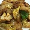神龍飯店 - 料理写真:ピリ辛でした