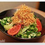 50104704 - 揚げ湯葉の柚子サラダ
