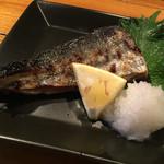 亜耶 - サワラ塩焼き