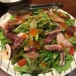 ヒロキ家 - 特製サラダ!