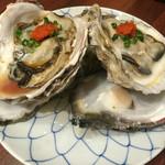 ヒロキ家 - 岩牡蠣
