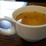 cafe DODO - スープ(タコライスセット)