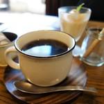 cafe DODO - コーヒー(タコライスセット)