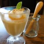 cafe DODO - デザート(タコライスセット)