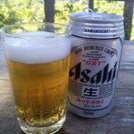 養老茶屋 - ビール