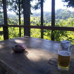 養老茶屋 - ベダンダ席からの景色