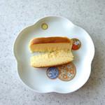 ゴトウ洋菓子店 - 冷凍すると・・濃厚な味わい