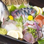 和Dining 浜食 SATSUMANO MIRYOKU -