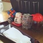 ライバック - テーブル