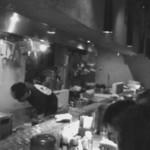 麺屋こうじ - 厨房内