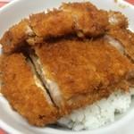 50114389 - かつ丼(並)【料理】