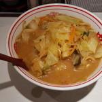 50114476 - 味噌タンメン