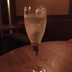 梅酒バー アプリシエ - 東光吟醸梅酒