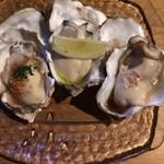 Baruagiyao - 牡蠣