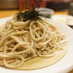 居酒屋金沢 - 料理写真:ざるそば
