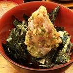50122986 - 「たたき・天丼」たたき丼