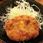 伊豆の味処 錦 - いかメンチ