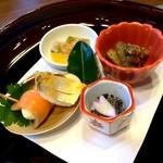 雲仙観光ホテル - 前菜各種