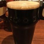 スコティッシュ パブ ブリッジェンド - こちらも長野で作られる東京ブラックというリアルエールです。