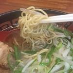 希望軒 - 細麺