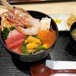 海鮮丼の浦島 - 浦島