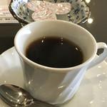 喫茶まるゆ - ブレンドコーヒー@400円