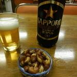 宝来亭 - ビール&おつまみ