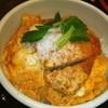 そじ坊 - 料理写真:ミニかつ丼 (^0_0^)ブヒー