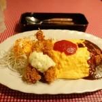 レストランあづま - オムライス