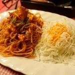 レストランあづま - ナポリタン