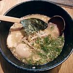 50128915 - 【鶏白湯らーめん + 煮玉子】¥650 + ¥100