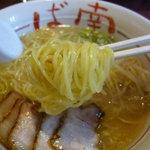 南ばん亭 - ☆ちゅるっと…麺もパクリ(^u^)☆