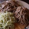 式部の庵 - 料理写真:十割三種盛り(2100円)おすすめ!