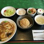 中国料理 涼兎亭 -