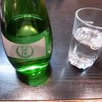 酒の穴 - 熱燗