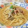 サンマルコ - 料理写真:2016/04 ボルチーニ茸とベーコンのクリームソース(1,980円)