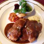 ワイルドキッチン - 岡山鶏のチキンカツレツ