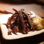 つねまつ久蔵商店 - 牛肉スルメ