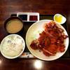 Riyoufuu - 料理写真:チキンカツ定食