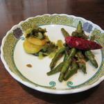 青菜 - 中国家庭的小菜+2品