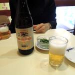 50135401 - 中瓶ビール500円