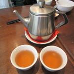 青菜 - 中国茶