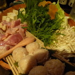 なぎの木 - 博多水炊き鍋