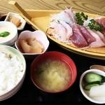 50137759 - さしみ盛定食