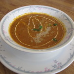 インド・パキスタン料理&カフェ ナイル - ひきにくとシーフードカレー