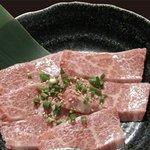 焼肉の牛太 - 料理写真:牛太イチオシの上カルビ!790円(税別)!!