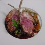 バール アルテ - 料理写真:仔羊のアロッスト